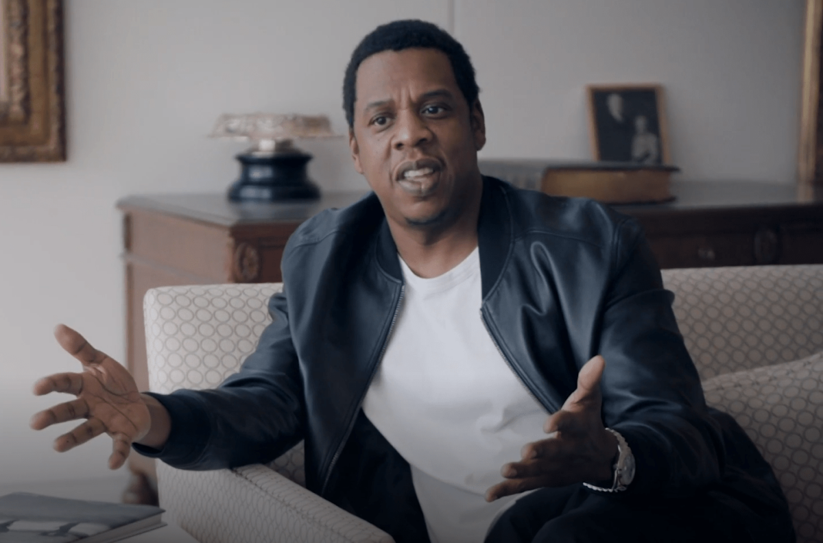 jay z interview B dot and elliott wilson of rap radar have done this justice as we're finding out more about jay's current life, which now involves twins hov touched on why he and beyonce chose the names rumi and sir carter rumi is our favorite poet, so that's for our daughter, and sir was just like, man.